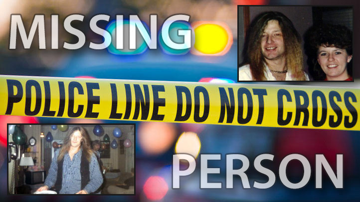 Missing Person Kevin Mahoney
