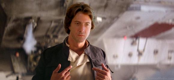 Al Pacino as Han Solo