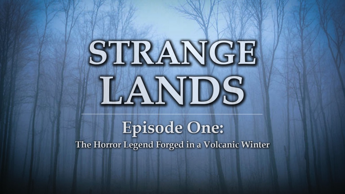 Strange Lands Podcast: Episode 1