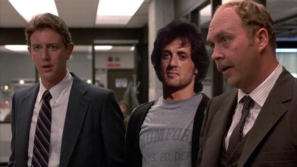 Sylvester Stallone as Axl Foley