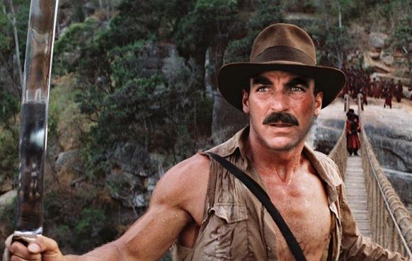 Tom Selleck as Indiana Jones
