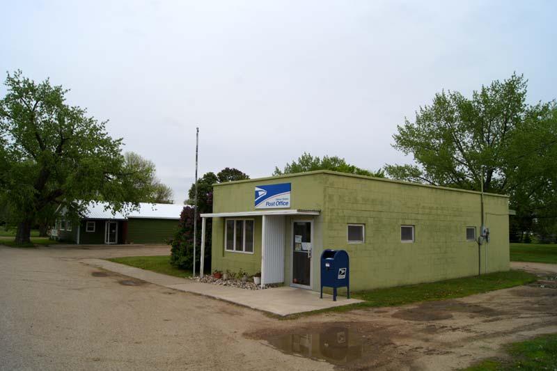 Forbes, North Dakota Post Office