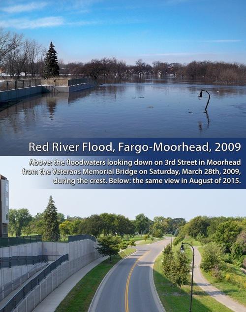 Fargo Flood, 2009